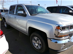 2017 Silverado 1500 Crew Cab 4x4, Pickup #C303738X - photo 1