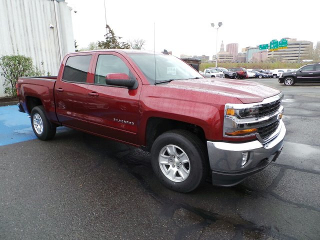 2017 Silverado 1500 Crew Cab 4x4, Pickup #C311444X - photo 3