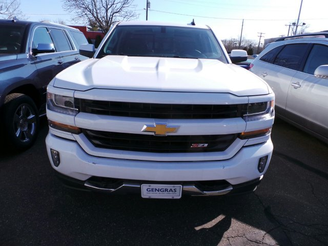 2017 Silverado 1500 Crew Cab 4x4, Pickup #C334218 - photo 3