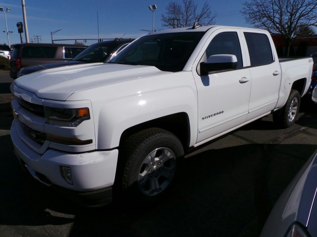 2017 Silverado 1500 Crew Cab 4x4, Pickup #C334218 - photo 4
