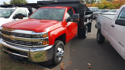 2016 Silverado 3500 Regular Cab 4x4 #C371748 - photo 1