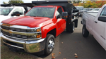 2016 Silverado 3500 Regular Cab 4x4, Reading Dump Body #C371748 - photo 1