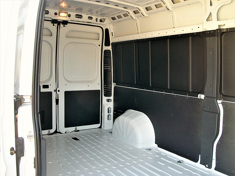 2018 ProMaster 2500 High Roof, Cargo Van #101185 - photo 12