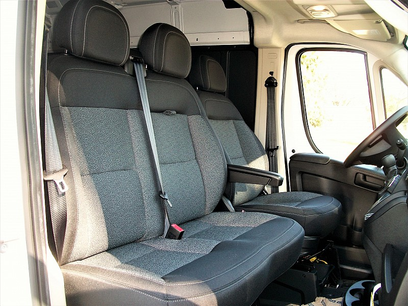 2018 ProMaster 2500 High Roof, Cargo Van #101186 - photo 14