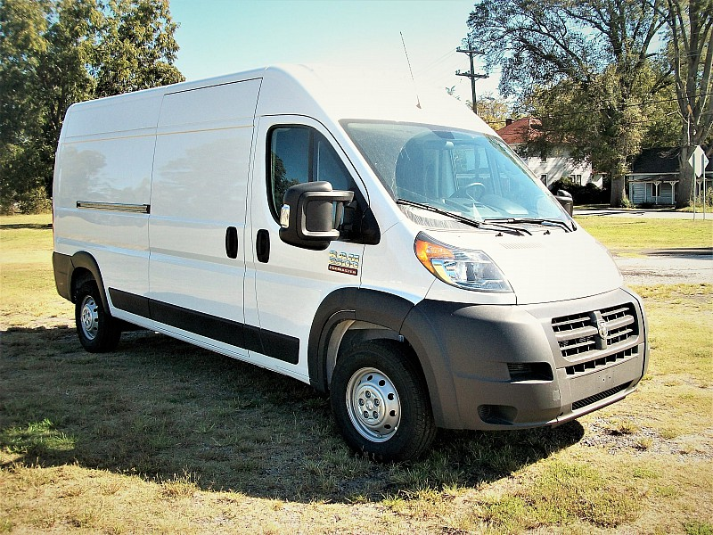 2018 ProMaster 2500 High Roof 4x2,  Empty Cargo Van #101189 - photo 16
