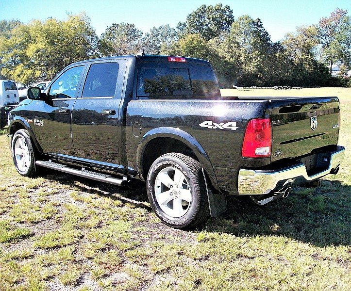 2018 Ram 1500 Crew Cab 4x4,  Pickup #102938 - photo 2