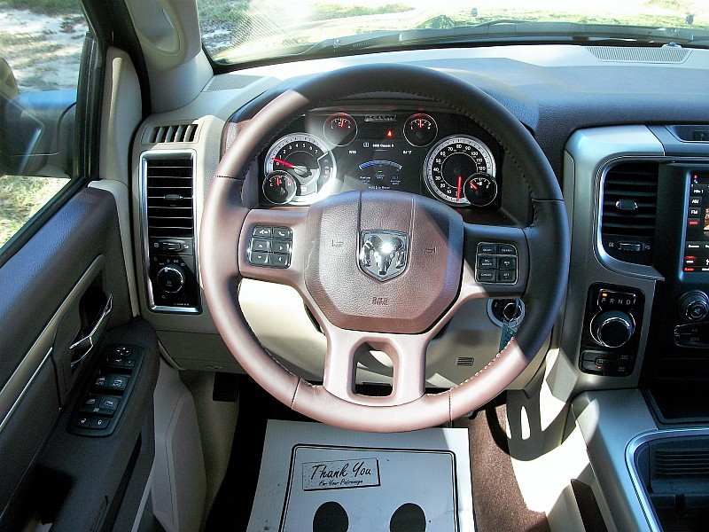 2018 Ram 1500 Crew Cab 4x4, Pickup #102938 - photo 4