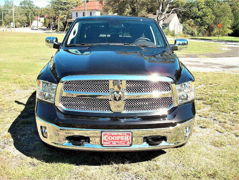 2018 Ram 1500 Crew Cab 4x4,  Pickup #102938 - photo 45
