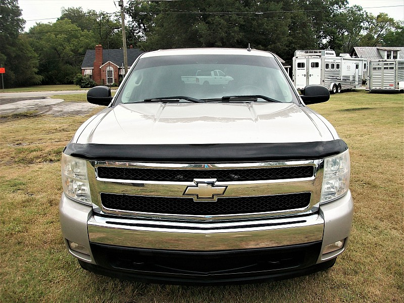 2008 Silverado 1500 Crew Cab 4x4 Pickup #107942 - photo 35