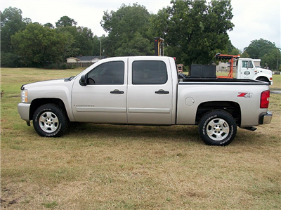 2008 Silverado 1500 Crew Cab 4x4 Pickup #107942 - photo 18