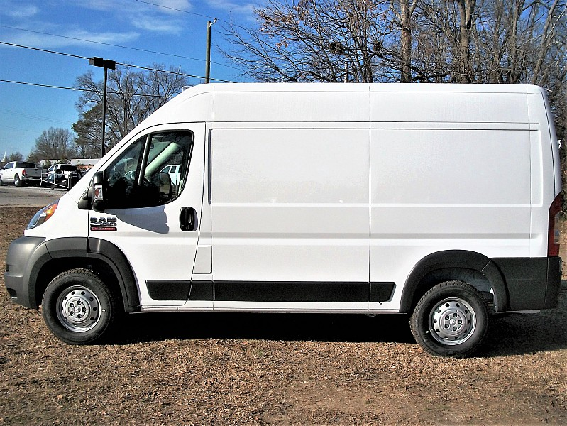 2018 ProMaster 2500 High Roof, Cargo Van #107994 - photo 19