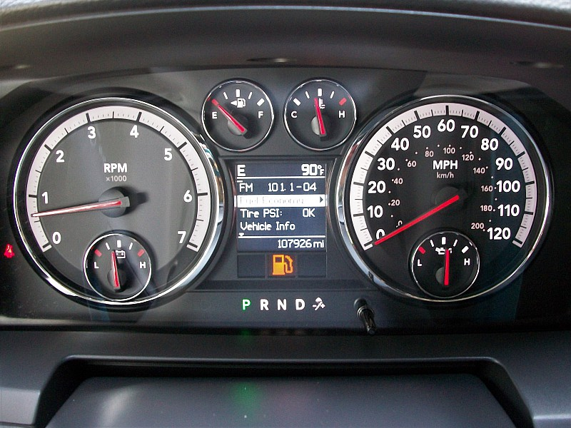 2012 Ram 1500 Crew Cab 4x2,  Pickup #109035 - photo 28