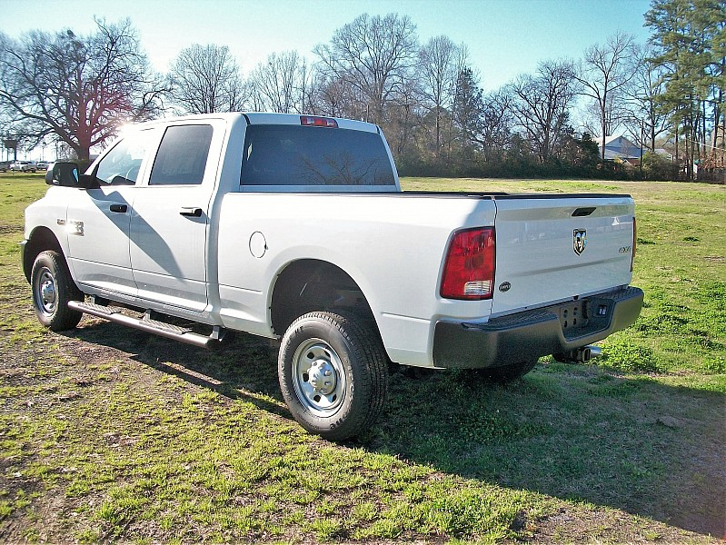 2018 Ram 2500 Crew Cab 4x4,  Pickup #114958 - photo 2