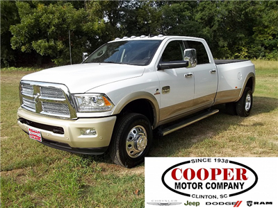 2016 Ram 3500 Crew Cab DRW 4x4, Pickup #116155 - photo 1