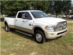 2016 Ram 3500 Crew Cab DRW 4x4, Pickup #116155 - photo 27