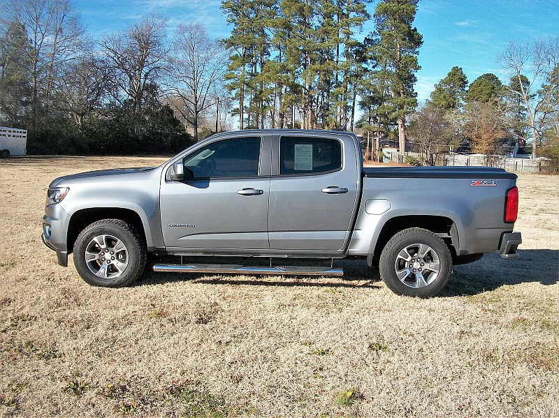 2018 Colorado Crew Cab 4x2,  Pickup #117168 - photo 6