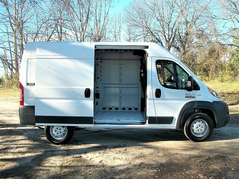 2016 ProMaster 1500 High Roof, Cargo Van #117860 - photo 12
