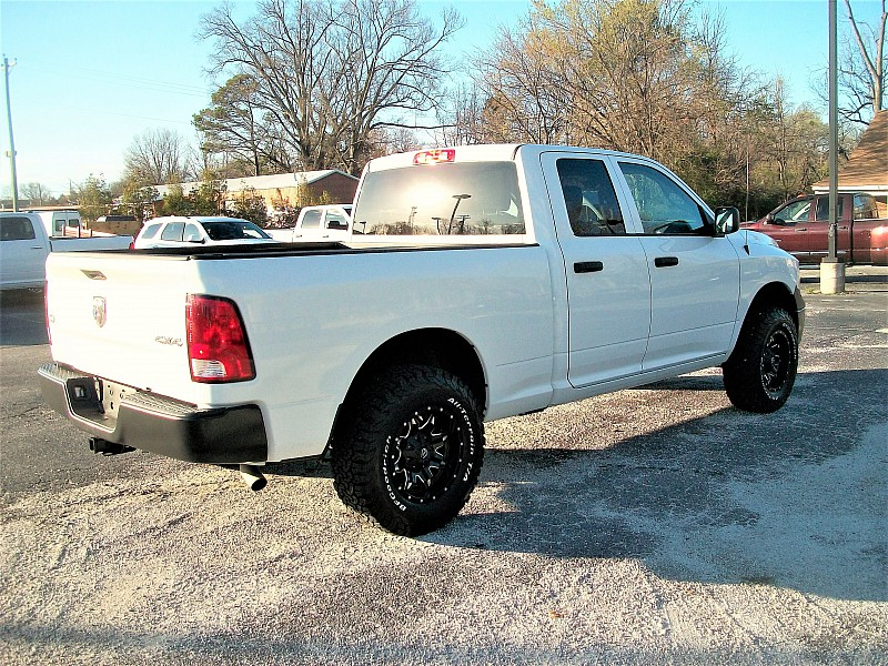 2016 Ram 1500 Quad Cab 4x4, Pickup #118407 - photo 28