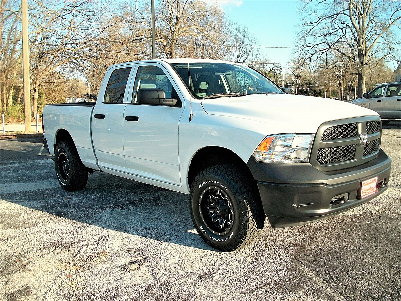 2016 Ram 1500 Quad Cab 4x4, Pickup #118407 - photo 29