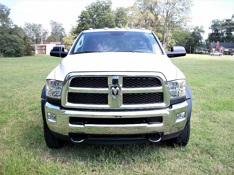 2018 Ram 4500 Regular Cab DRW 4x4, Cab Chassis #122535 - photo 29