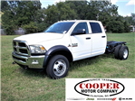 2018 Ram 4500 Regular Cab DRW 4x4, Cab Chassis #122535 - photo 1