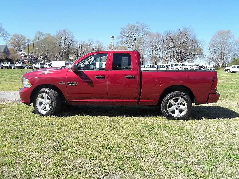 2014 Ram 1500 Quad Cab, Pickup #122609 - photo 16