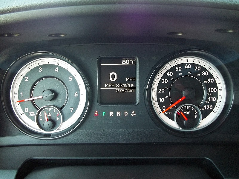 2014 Ram 1500 Quad Cab, Pickup #122609 - photo 19