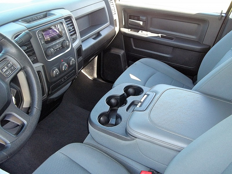 2014 Ram 1500 Quad Cab, Pickup #122609 - photo 22