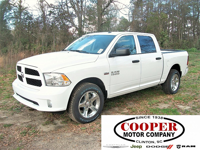 2018 Ram 1500 Crew Cab 4x4,  Pickup #123142 - photo 1