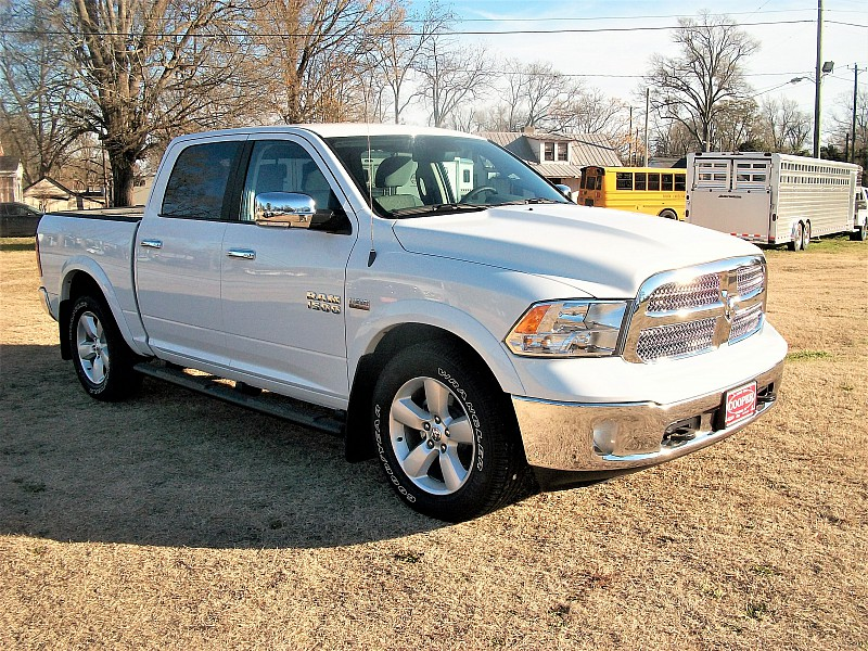 2018 Ram 1500 Crew Cab, Pickup #123628 - photo 21