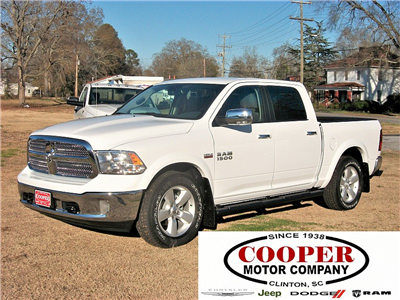 2018 Ram 1500 Crew Cab 4x2,  Pickup #123628 - photo 1