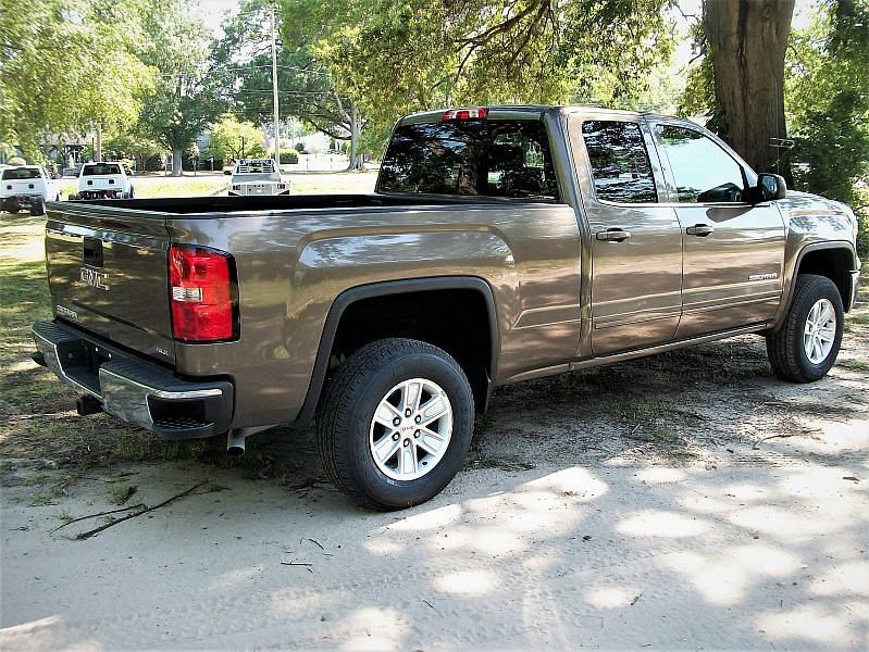 2014 Sierra 1500 Double Cab, Pickup #128809 - photo 11