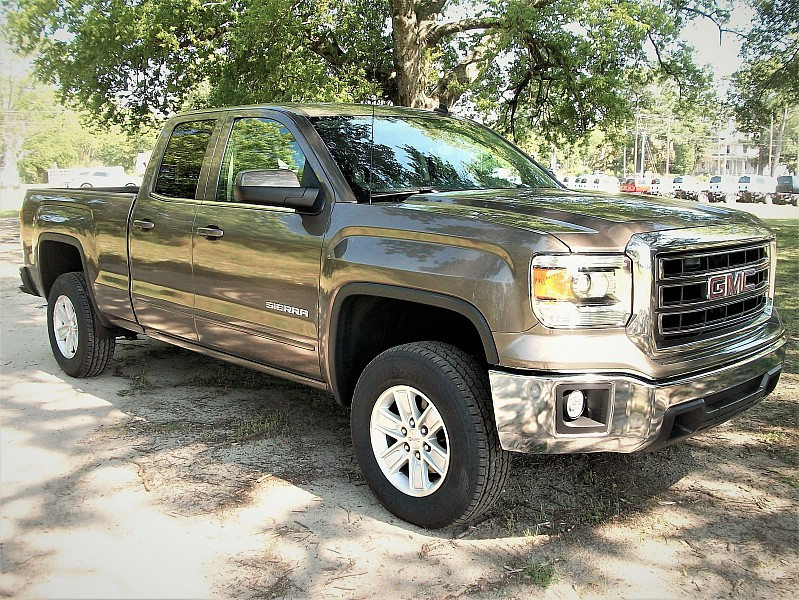 2014 Sierra 1500 Double Cab, Pickup #128809 - photo 17