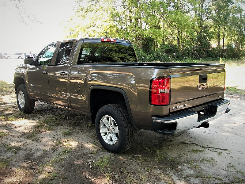 2014 Sierra 1500 Double Cab, Pickup #128809 - photo 2