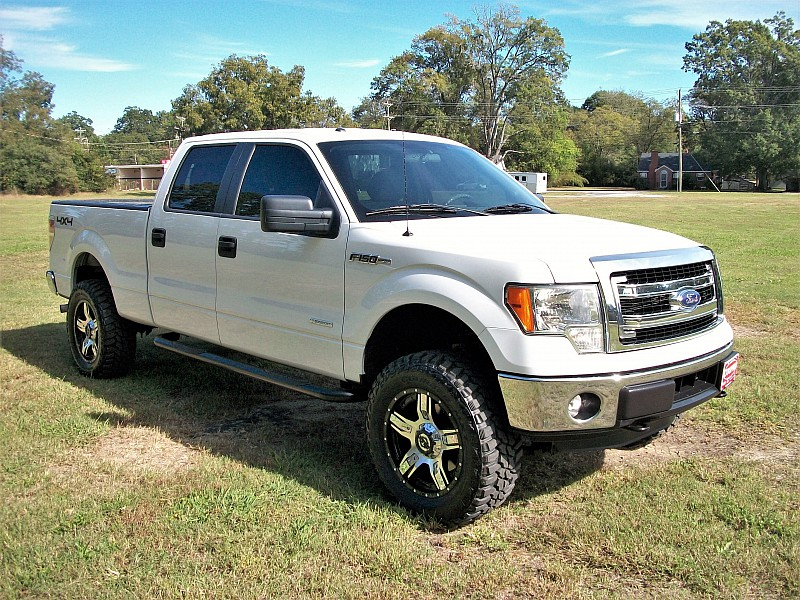 2014 F-150 SuperCrew Cab 4x4,  Pickup #13707 - photo 3