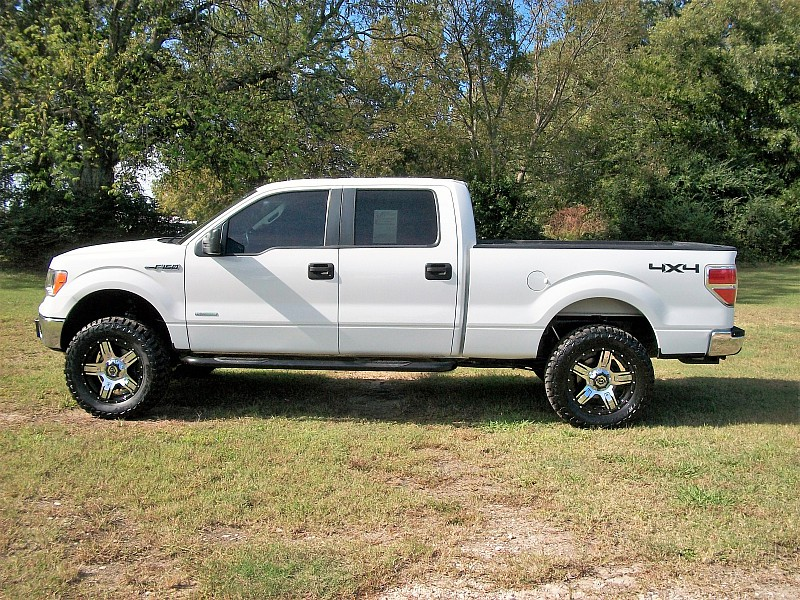 2014 F-150 SuperCrew Cab 4x4,  Pickup #13707 - photo 5