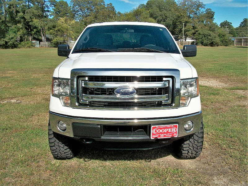 2014 F-150 SuperCrew Cab 4x4,  Pickup #13707 - photo 6