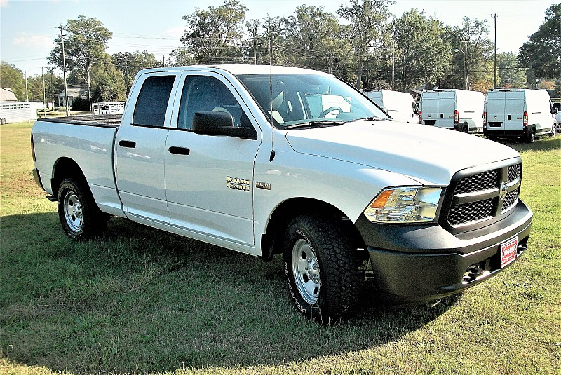 2018 Ram 1500 Quad Cab 4x4 Pickup #145002 - photo 16