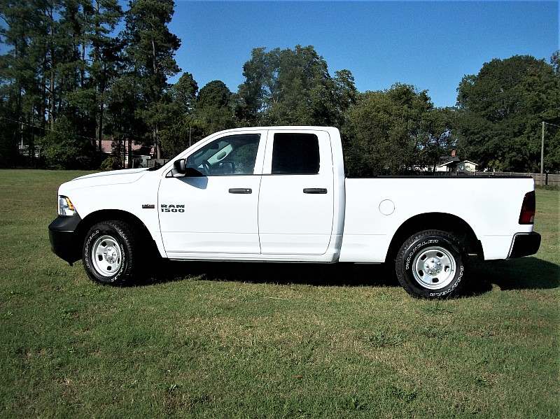 2018 Ram 1500 Quad Cab 4x4 Pickup #145002 - photo 17