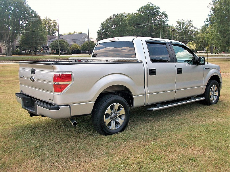 2011 F-150 Super Cab 4x2,  Pickup #14632 - photo 4