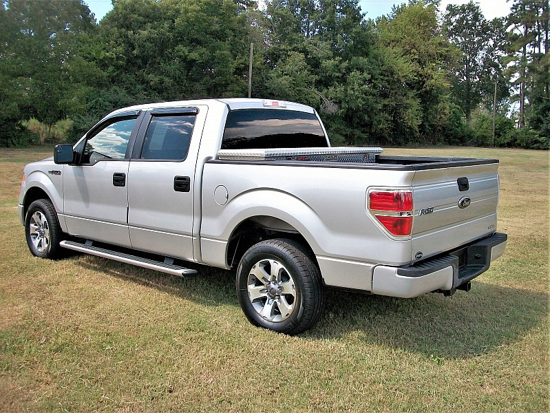 2011 F-150 Super Cab 4x2,  Pickup #14632 - photo 2
