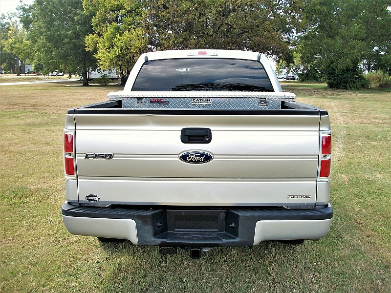 2011 F-150 Super Cab 4x2,  Pickup #14632 - photo 3