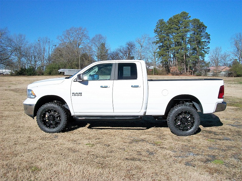 2018 Ram 1500 Quad Cab 4x4,  Pickup #150472 - photo 20