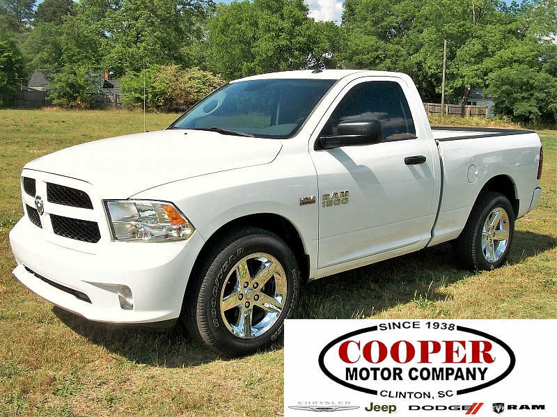 2014 Ram 1500 Regular Cab,  Pickup #153053 - photo 1