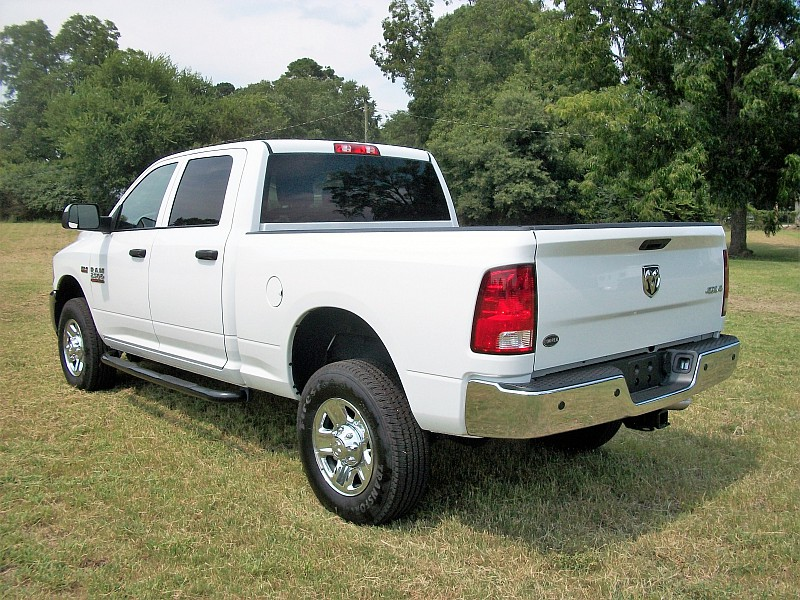 2018 Ram 2500 Crew Cab 4x4,  Pickup #153863A - photo 2