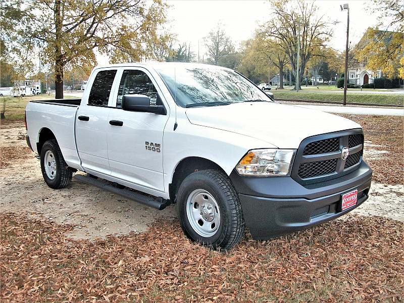 2018 Ram 1500 Quad Cab 4x4 Pickup #164996 - photo 19