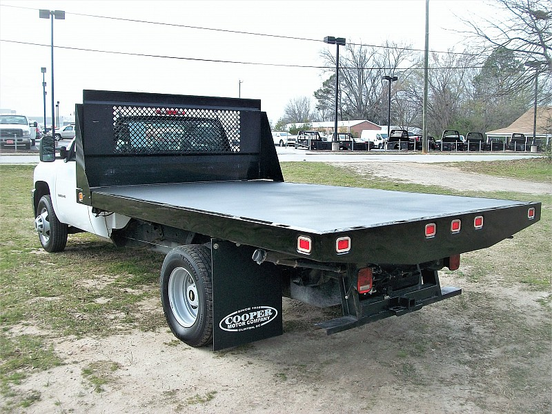 2012 Silverado 3500 Regular Cab, Platform Body #165216 - photo 2