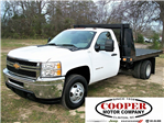 2012 Silverado 3500 Regular Cab, Platform Body #165216 - photo 1