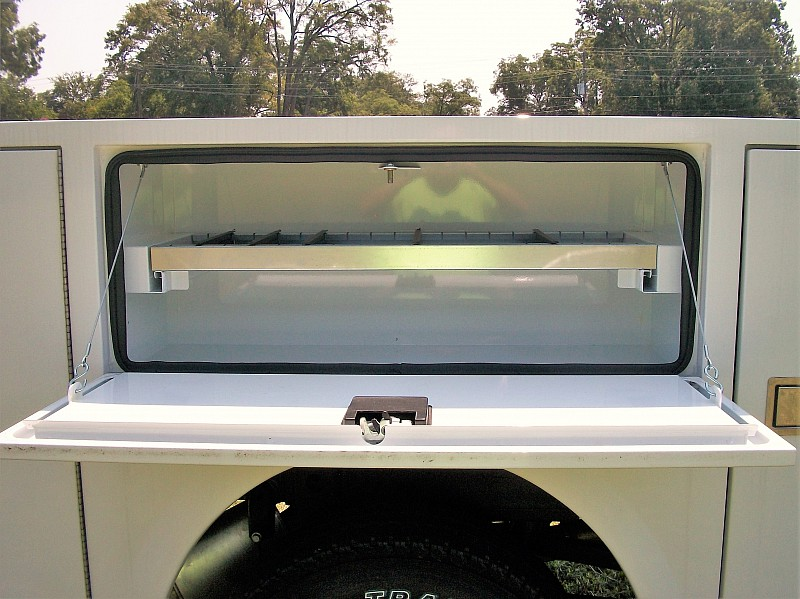 2018 Ram 2500 Crew Cab 4x4,  Warner Select II Service Body #166152 - photo 18