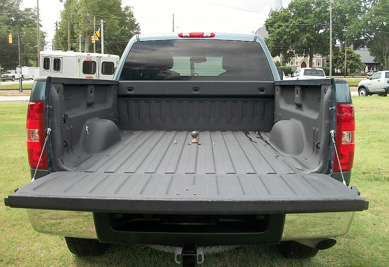 2009 Silverado 2500 Crew Cab 4x4, Pickup #171544 - photo 10